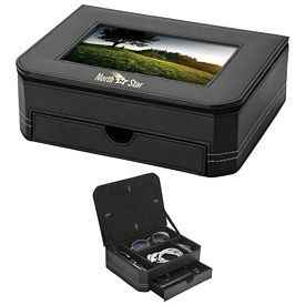Promotional Essentials Ep4500 Photo Frame Desk Box