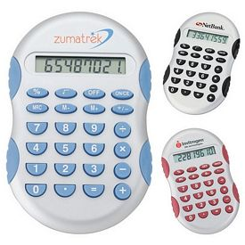 Promotional Giftcor GA1003 Comfort Grip Calculator - CLOSEOUT ITEM