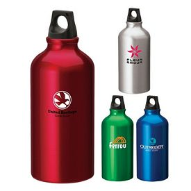 Promotional Giftcor 16.9 oz. Flask with Twist Top - CLOSEOUT ITEM