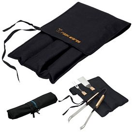 Promotional Giftcor Gr2007 3 Piece Bbq Set