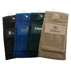 Customized Giftcor Golf Pocket Towel