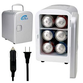 Promotional Giftcor Gr4004 Cool Or Warm Mini Fridge