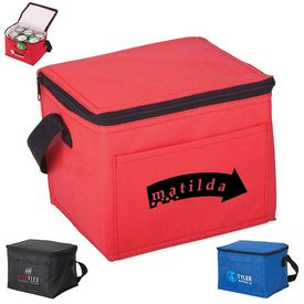 Customized Giftcor Gr4306 Six-Pack Cooler