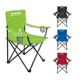 Promotional Essentials Gr5400 Folding Event Chair With Carrying Bag