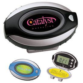 Promotional Giftcor Gr6100 Deluxe Pedometer