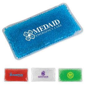 Promotional Valumark Gr6351 Gel Bead Hot Cold Pack