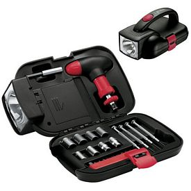 Promotional Giftcor Gt6008 Auto Light Tool Kit