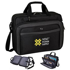 Promotional Sovrano Kc1206 Solo Checkfast Laptop Briefcase