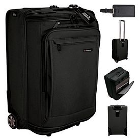Custom Sovrano Kc2510 Pathfinder Rolling Garment Bag
