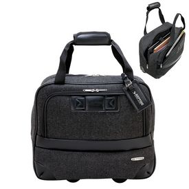 Promotional Sovrano Kc2511 Bettoni Rolling Executive Travel Case