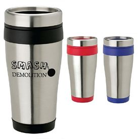 Promotional Sovrano Km4501 14 Oz Stainless Steel Tumbler