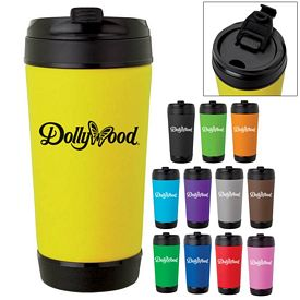 Promotional Valumark Perka 17 oz. Insulated Spill-Proof Mug