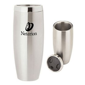 Customized Sovrano Nella 16 oz. Stainless Steel Tumbler