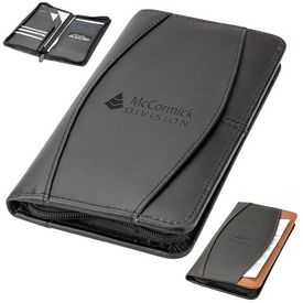 Promotional Essentials Kp5009 Leather Travel Wallet