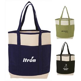 Promotional Basics Kt0305 Natural Canvas Tote