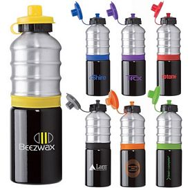 Custom Sovrano Surano 25 Oz Aluminum Bottle