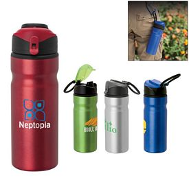 Promotional Sovrano Kw2401 24 Oz Aluminum Water Bottle
