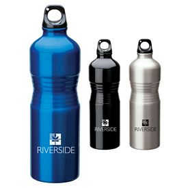 Customized Sovrano Abramio 23 Oz Aluminum Water Bottle