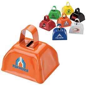 Promotional Valumark VG1001 Cowbell - CLOSEOUT ITEM