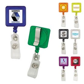 Promotional Valumark Vl3120 Badge Holder With Clip