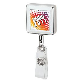 Customized Valumark Vl3215 Square Badge Holder