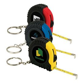 Promotional Valumark Vm2000 Mini Tape Measure Keyring