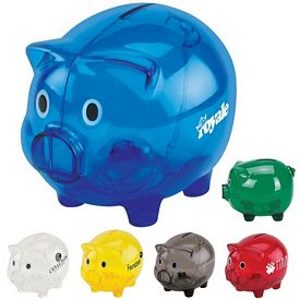 Promotional Valumark Vs2200 Large Piggy Bank