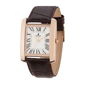 Customized Watch Creations Wc7440 MenS Polished Rose Gold Watch
