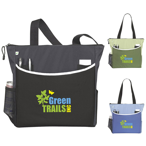 bd528796dc Promotional Atchison Recycled TranSport It Tote Bag