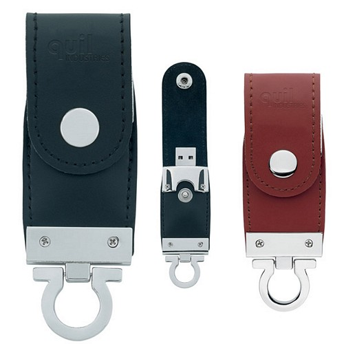 Promotional 2 GB Buckle USB 2.0 Flash Drive