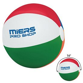 Promotional 6 Panel Beach Ball