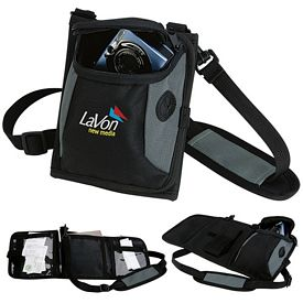 Promotional Voyager Camera Travel Bag