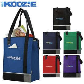 Promotional Koozie Tri-Tone Lunch Sack