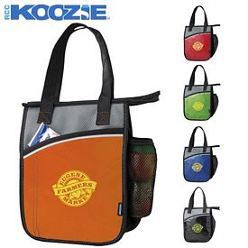Promotional Koozie Vertical Laminated Lunch Kooler