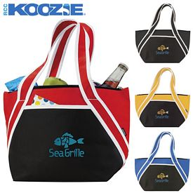 Promotional Koozie Trapezoid Kooler Bag
