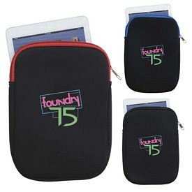 Promotional Small Zippered Tablet Sleeve