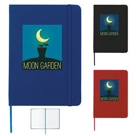 Promotional 5x7 Colored Journal Notebook