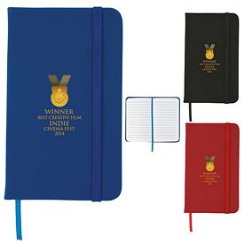 Promotional 3x5 Colored Journal Notebook