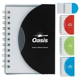 Promotional Small Slip Cover Notebook