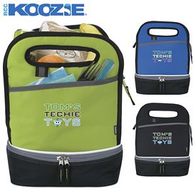 Promotional Koozie Duplex Lunch Kooler Tote