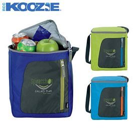 Promotional Koozie Sporty 12-Pack Kooler