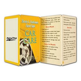 Promotional Medical Book Key Point: Car Care