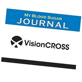 Promotional Medical Planner: Blood Sugar Journal