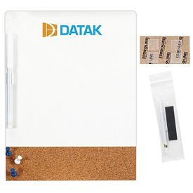 Promotional Dry-Erase Cork Combo Board