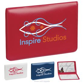 Promotional Business Card License Holder