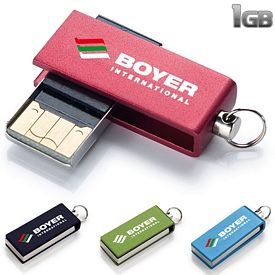Promotional 1 GB Classic USB 2.0 Flash Drive