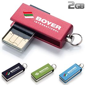 Promotional 2 GB Classic USB 2.0 Flash Drive