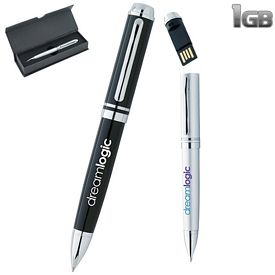Promotional 1 GB Executive USB Pen