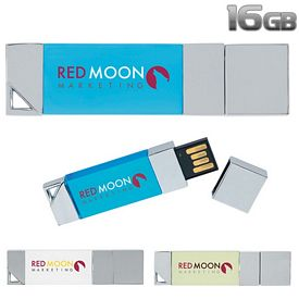 Promotional 16 GB Illuminated USB 2.0 Flash Drive