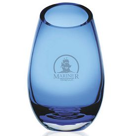 Promotional Jaffa Cairo Blue Vase Large